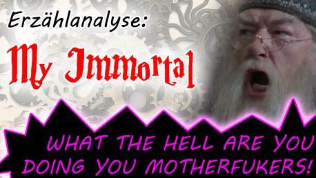 """""""My Immortal"""" von Tara Gilesbie"""