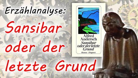 """""""Sansibar oder der letzte Grund"""" von Alfred Andersch"""