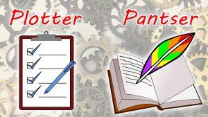 Plotter, Pantser und alles dazwischen