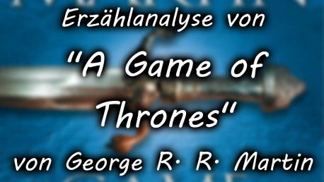 """""""A Game of Thrones"""" von G. R. R. Martin"""