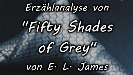 """Fifty Shades of Grey"" von E. L. James"